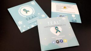 Tell Every Amazing Lady® Pin Package
