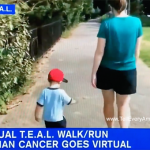 WABC covers virtual 12th Annual Brooklyn T.E.A.L.®  Walk/Run
