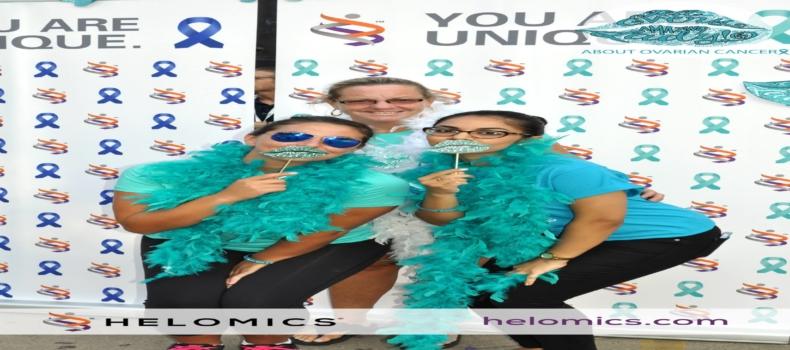 7th Annual T.E.A.L.® Walk/Run Team Photos & Helomics Photobooth