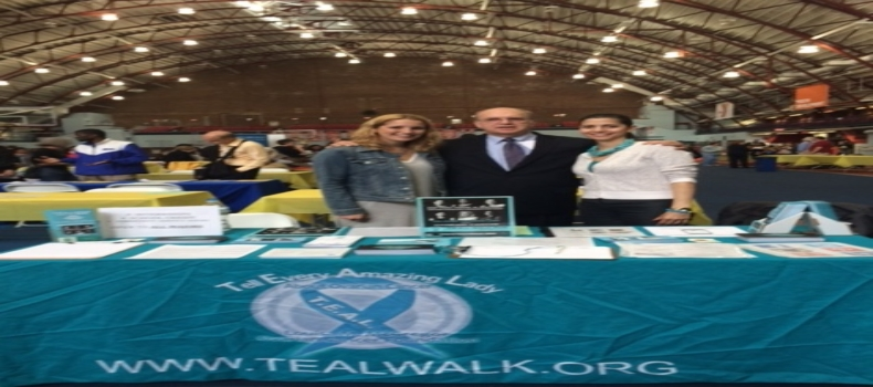T.E.A.L. at the Park Slope YMCA Armory Volunteer Fair