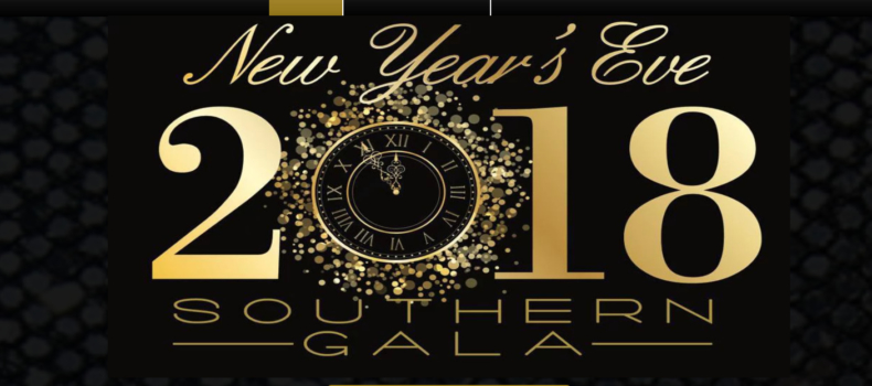 New Year's Eve 2018 Southern Gala