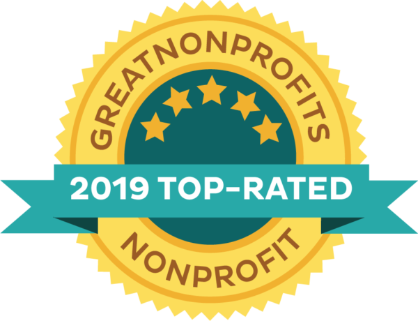 T.E.A.L.® honored with 2019 Top-Rated Award by GreatNonprofits
