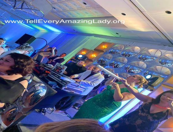 2020 New Year's Gala Raises Funds for T.E.A.L.®