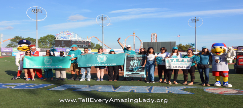T.E.A.L.® takes over Coney Island with Cyclones game, award, and lighting