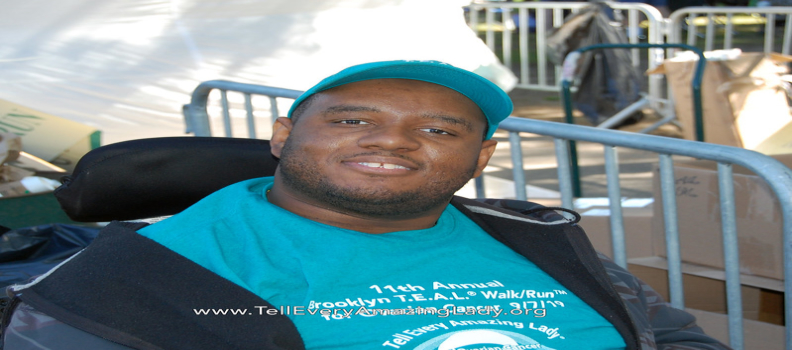 Leonard is T.E.A.L.®'s Volunteer of the Month