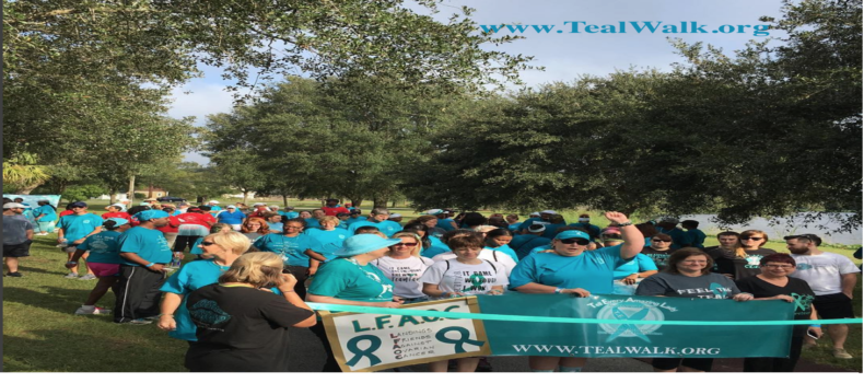 4th Annual Savannah T.E.A.L.® Walk