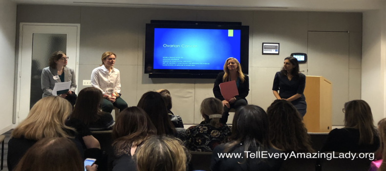 AWARE partners with T.E.A.L.® for educational event in NYC