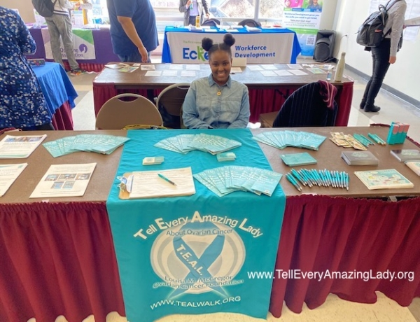 T.E.A.L.® attends CB-14 Youth Conference at Brooklyn College