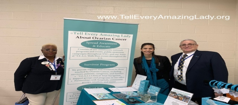 T.E.A.L.® attends Lions 20-K1 Mid-Winter Convention