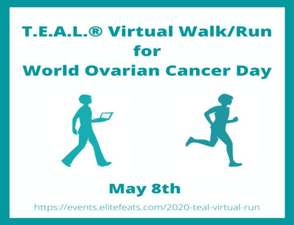 T.E.A.L.® will host first ever Virtual Only Walk/Run