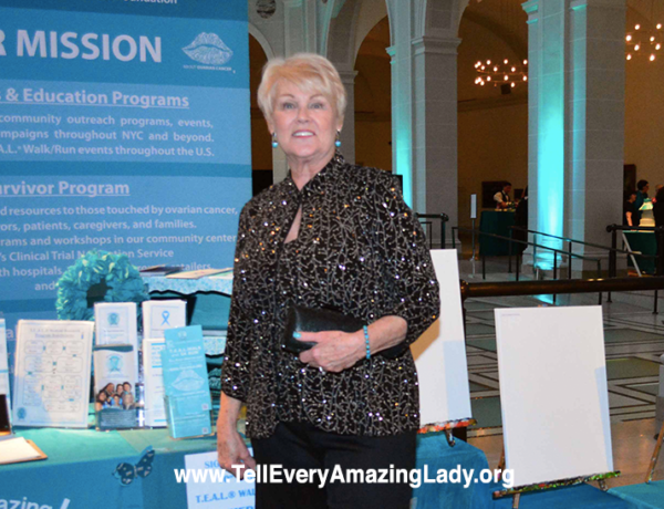 Patsy is T.E.A.L.® Volunteer of the Month