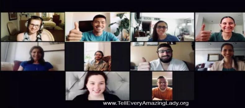 Tell Every Amazing Lady® hosts virtual 2020 TCS New York City Marathon team meet up