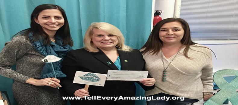 TD Bank donates to Affinity Program partner