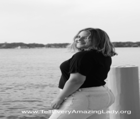 Kayla is T.E.A.L.®'s Volunteer of the Month