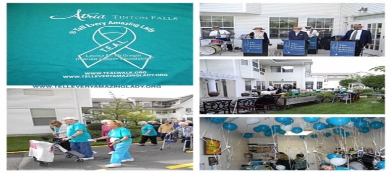Atria Tinton Falls T.E.A.L.® Event in NJ