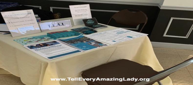T.E.A.L.® participates in Brooklyn College job fair