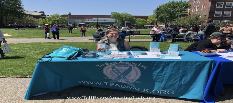 T.E.A.L.® at Brooklyn College Health Fair