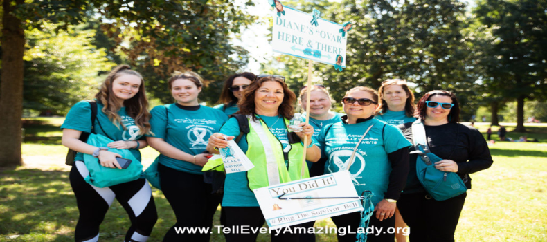 11th Annual Brooklyn T.E.A.L.® Walk/Run held in Prospect Park