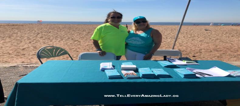 T.E.A.L.® hits the beach at Boardwalk Bash health fair on Staten Island