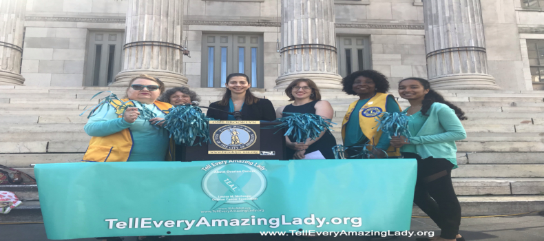 T.E.A.L.® holds press conference at Brooklyn Borough Hall