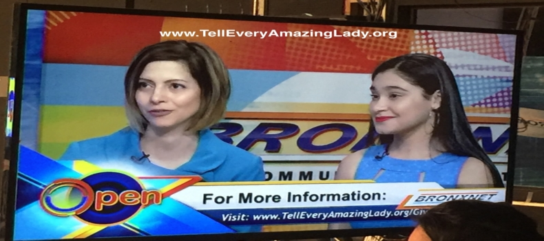T.E.A.L® on BronxNet for Giving Tuesday