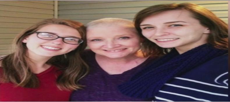 Ovarian Cancer Survivor, Camille, Interview on WSAV