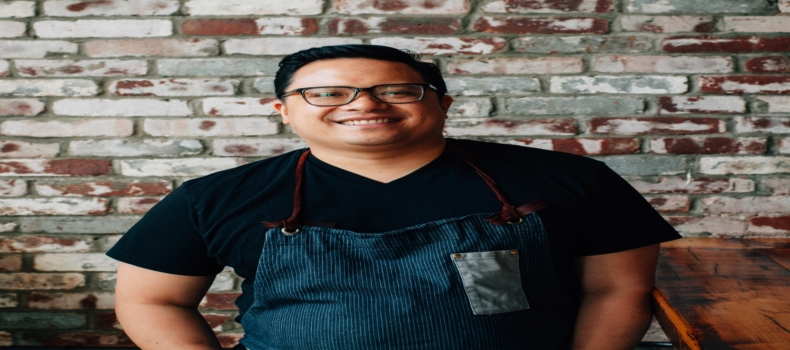 Chef Dale Talde, one of our Featured Celebrity Judges for T.E.A.L.®'s 10 Years of Amazing Gala