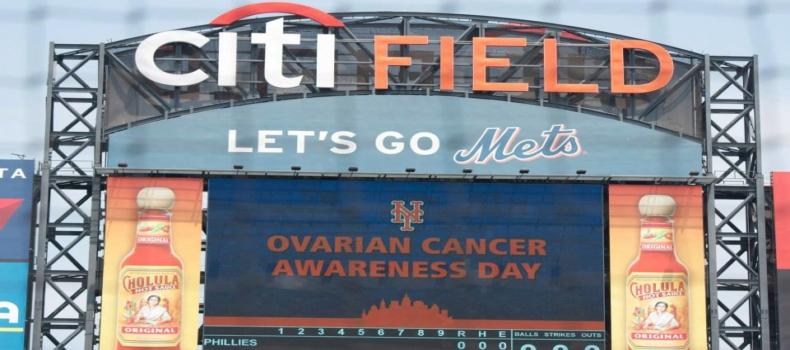 5th Annual TEAL Ovarian Cancer Awareness Night at Citi Field