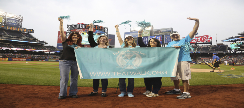 4th Annual Ovarian Cancer Awareness Night at Citi Field