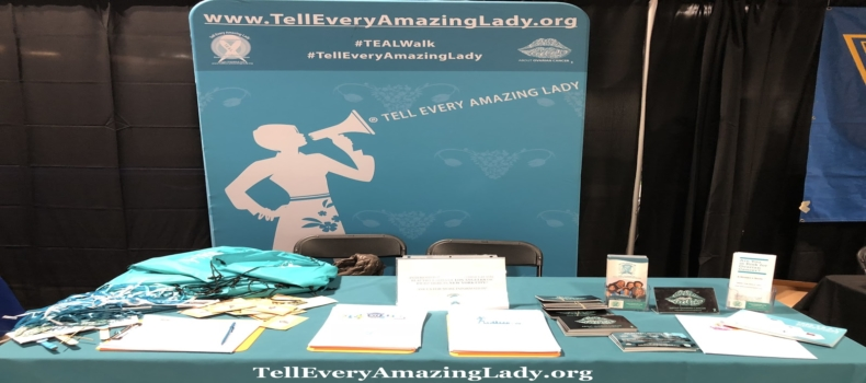 T.E.A.L.® at City Point Expo for 2018 Brooklyn Half Marathon