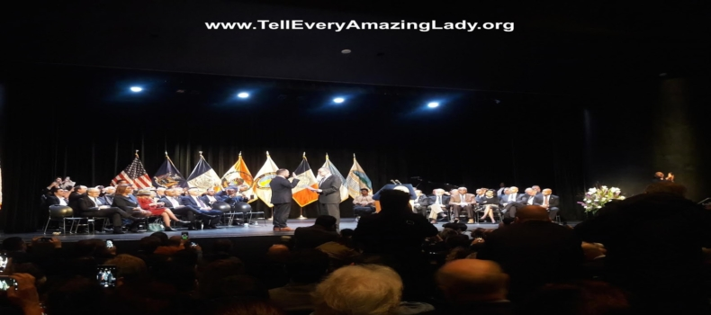 T.E.A.L.® at Corey Johnson's Inauguration as Speaker of NY City Council