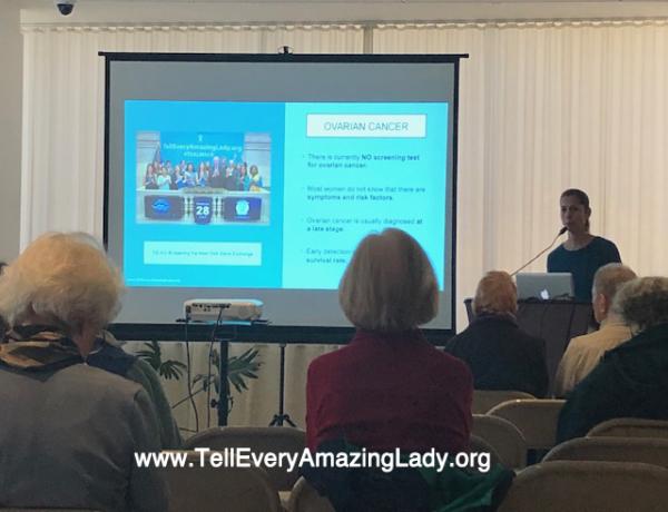T.E.A.L.® CEO leads seminar at Weill Cornell Medicine