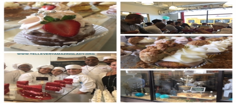 T.E.A.L.® NY Culinary Tech Center Bake Sale