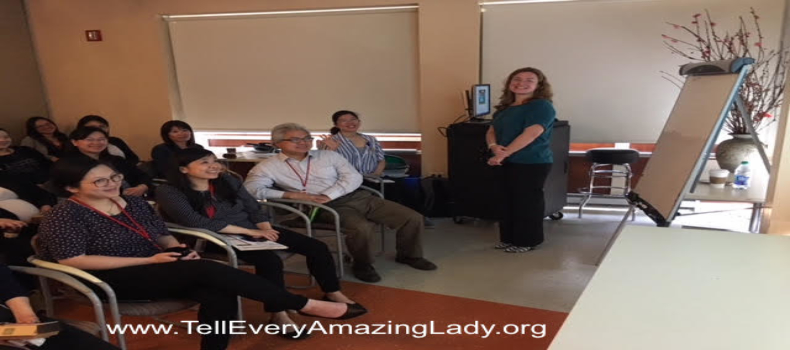 T.E.A.L.® presents at Charles B. Wang Community Health Center