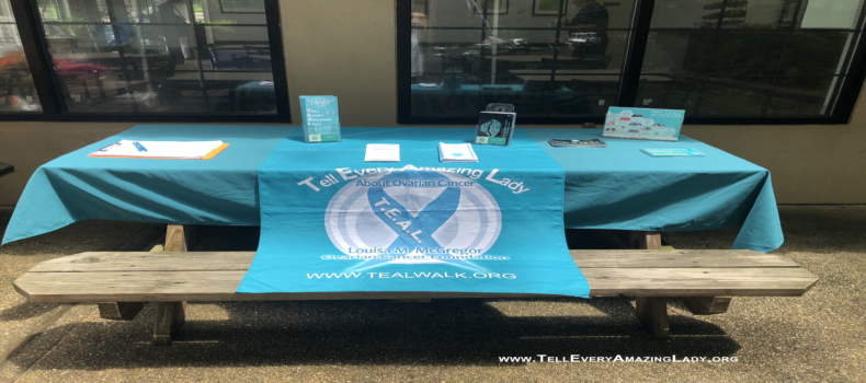 T.E.A.L.® heads to the links for autism and cancer awareness event