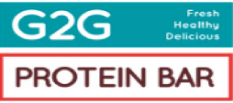 2019 National Sponsor: G2G Protein Bars
