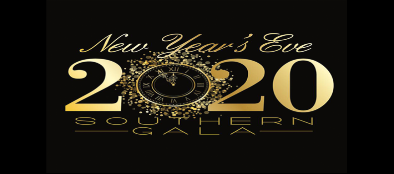 New Year's Eve 2020 Southern Gala