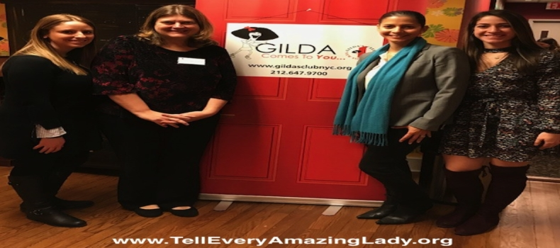 T.E.A.L.® Attends Oncology Networking Event at Gilda's Club NYC