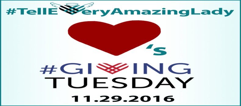 T.E.A.L.®'s 2015 #GivingTuesday Campaign