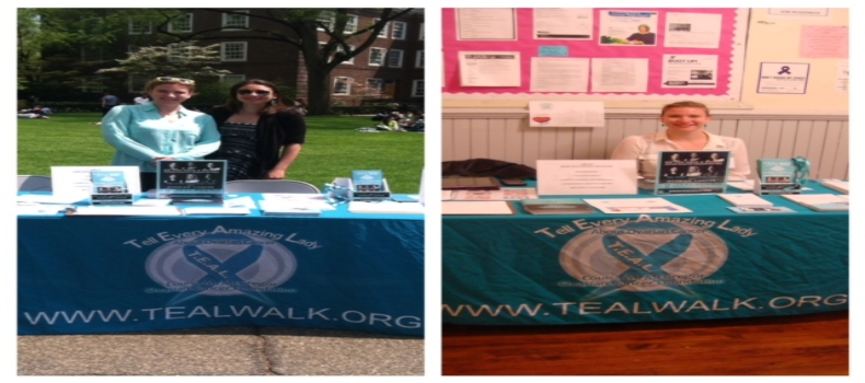 T.E.A.L. Health Fairs in May