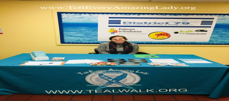 T.E.A.L.® at the Office of Adult and Continuing Education Health Fair in Manhattan