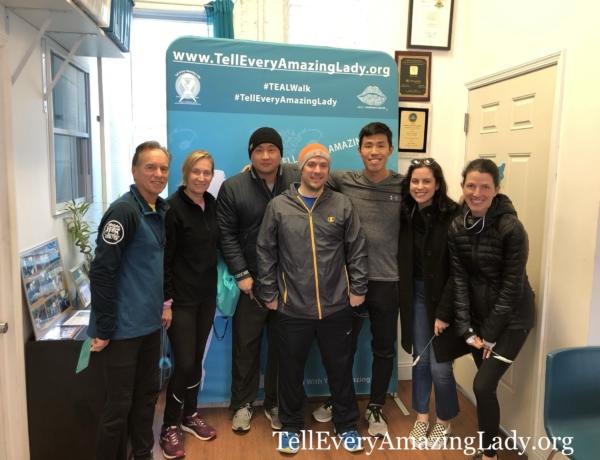 United Airlines NYC Half Marathon Team Meet Up