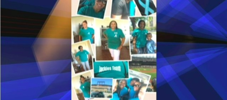 Brooklyn Channel 12 Features T.E.A.L. and Ovarian Cancer Survivor Jacqueline Dixon