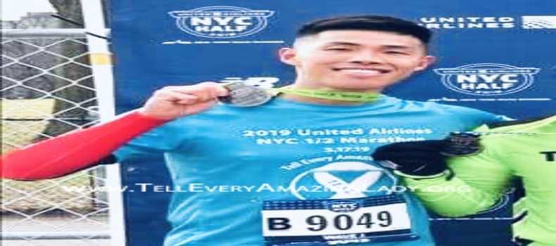 Running with Coach Kai: T.E.A.L.® Runners for the 2019 United Airlines NYC Half