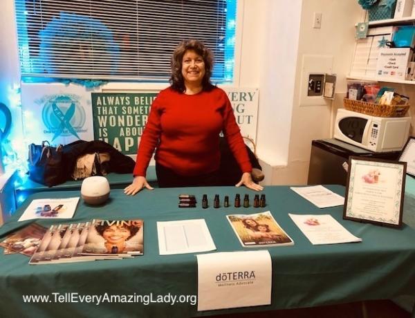Karen is T.E.A.L.® Volunteer of the Month