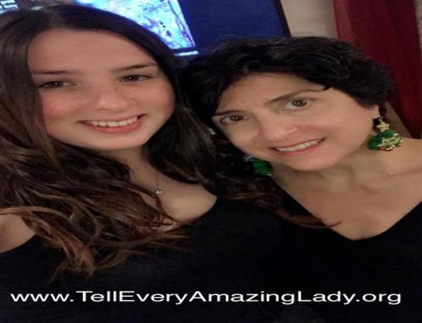 2020 TCS New York City Marathon runner for team Tell Every Amazing Lady®: Kristie