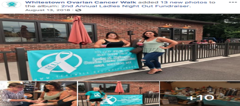 2nd Annual Ladies Night Out- Multi-Consultant Fundraiser