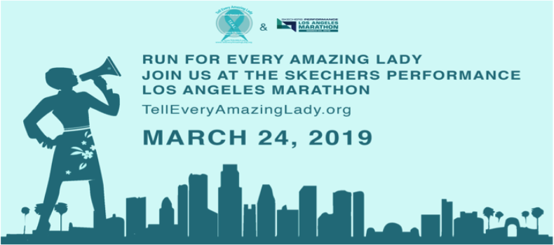 T.E.A.L.® in the 2019 Skecher's Performance Los Angeles Marathon