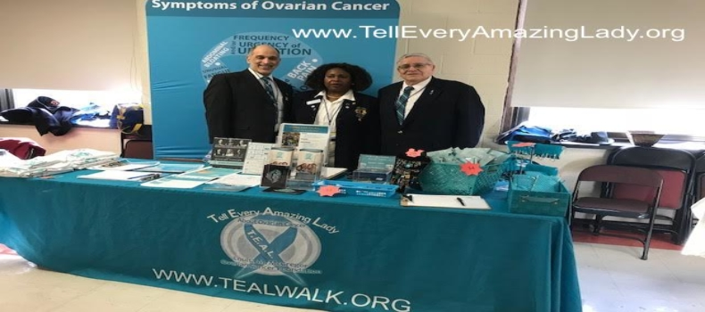 T.E.A.L.® at Lions Clubs International District 20-K1 Mid Winter Convention