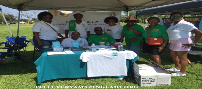 T.E.A.L.® Support at Lions Family Fun Day